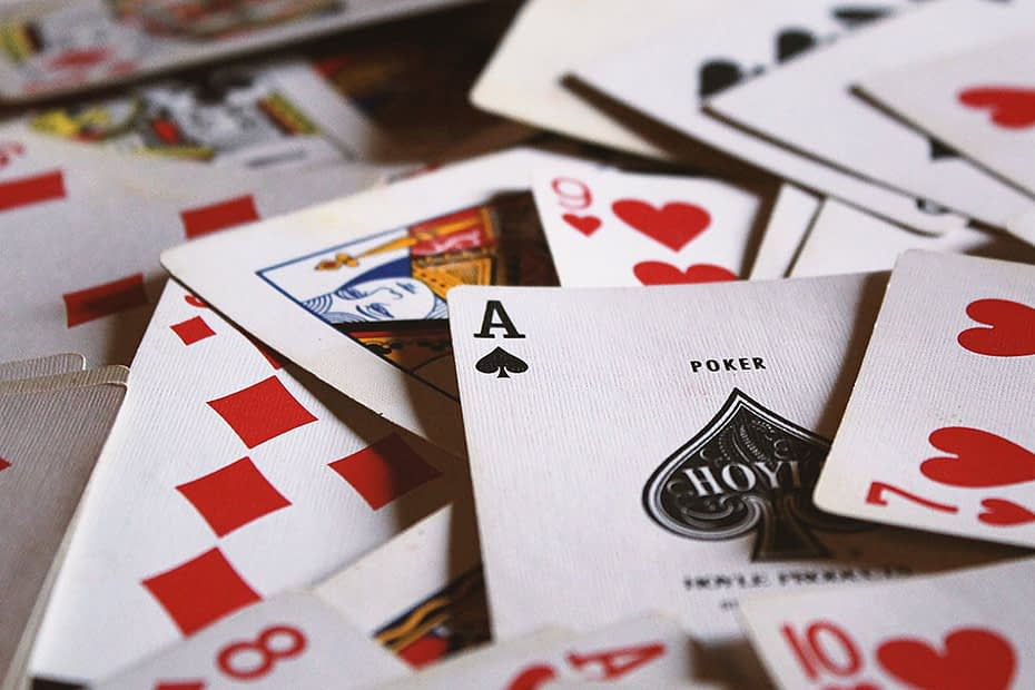 Something more, than a house of cards.